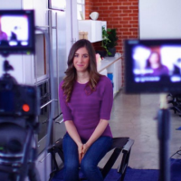 """Meet Melissa Maker, host of successful YouTube channel """"Clean My Space"""""""