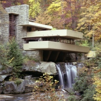 House cleaning quote for Frank Lloyd Wright's Fallingwater